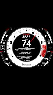 Hondash v2.5.111 screenshots 1