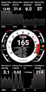 Hondash v2.5.111 screenshots 2