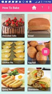 How To Bake v2.0 screenshots 1