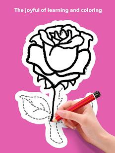 How To Draw Flowers v1.0.25 screenshots 13