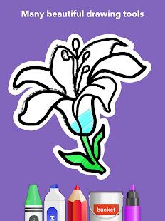 How To Draw Flowers v1.0.25 screenshots 15