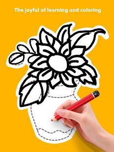 How To Draw Flowers v1.0.25 screenshots 22