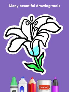 How To Draw Flowers v1.0.25 screenshots 23