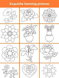 How To Draw Flowers v1.0.25 screenshots 24