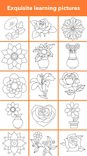 How To Draw Flowers v1.0.25 screenshots 8