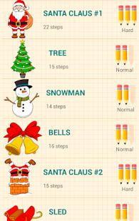 How to Draw Christmas v5.0 screenshots 1