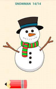 How to Draw Christmas v5.0 screenshots 12