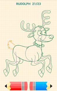 How to Draw Christmas v5.0 screenshots 17