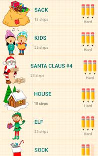 How to Draw Christmas v5.0 screenshots 2