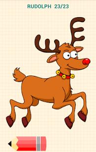 How to Draw Christmas v5.0 screenshots 6