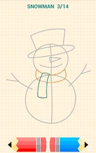 How to Draw Christmas v5.0 screenshots 9