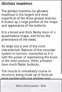 Human Anatomy v1.8 screenshots 4
