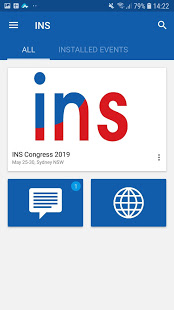 INS v1.3 screenshots 2