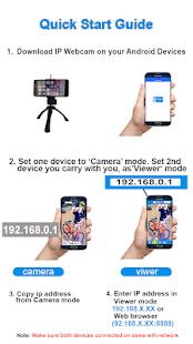 IP Webcam Home Security Camera v7.1 screenshots 14