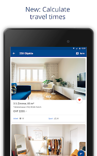 ImmoScout24 Switzerland Rent a flat buy a house v4.11.1 screenshots 10