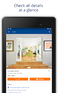 ImmoScout24 Switzerland Rent a flat buy a house v4.11.1 screenshots 11
