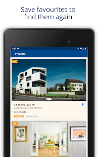 ImmoScout24 Switzerland Rent a flat buy a house v4.11.1 screenshots 14