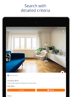 ImmoScout24 Switzerland Rent a flat buy a house v4.11.1 screenshots 17