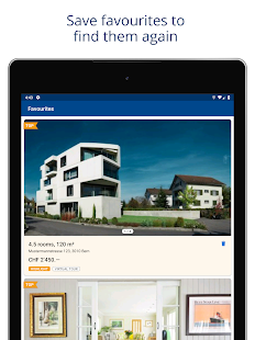 ImmoScout24 Switzerland Rent a flat buy a house v4.11.1 screenshots 22
