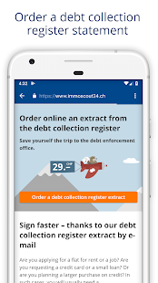 ImmoScout24 Switzerland Rent a flat buy a house v4.11.1 screenshots 7
