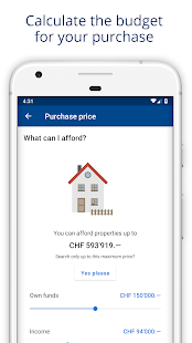 ImmoScout24 Switzerland Rent a flat buy a house v4.11.1 screenshots 8