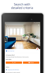 ImmoScout24 Switzerland Rent a flat buy a house v4.11.1 screenshots 9