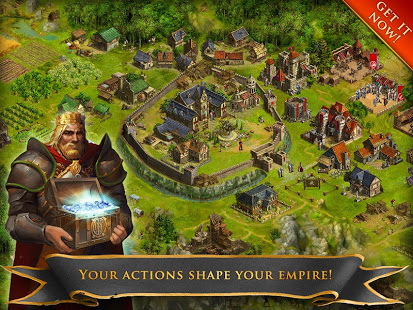 Imperia Online – Medieval empire war strategy MMO v8.0.25 screenshots 1