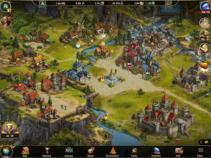 Imperia Online – Medieval empire war strategy MMO v8.0.25 screenshots 15