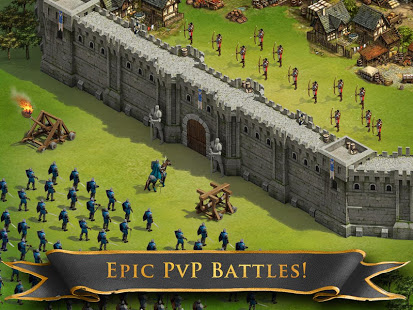 Imperia Online – Medieval empire war strategy MMO v8.0.25 screenshots 2