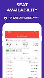 Indian Railway Timetable – Live train location v1.92 screenshots 3