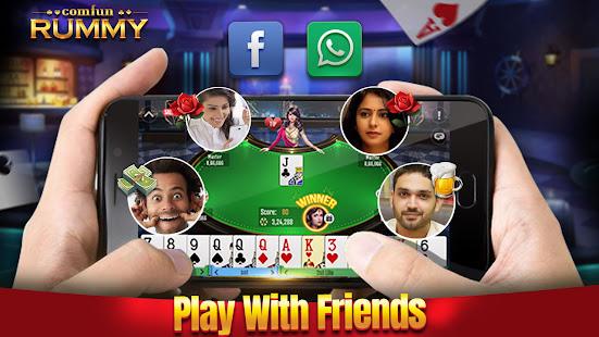Indian Rummy Comfun-13 Cards Rummy Game Online v6.9.20210707 screenshots 4