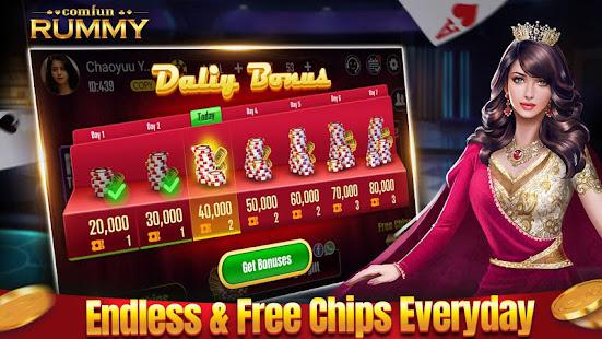 Indian Rummy Comfun-13 Cards Rummy Game Online v6.9.20210707 screenshots 6
