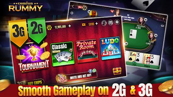Indian Rummy Comfun-13 Cards Rummy Game Online v6.9.20210707 screenshots 8