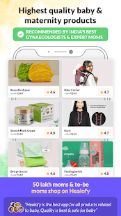 Indias 1 PregnancyParenting amp Baby Products App v3.0.8.87 screenshots 2