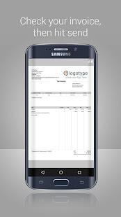 Invoice Maker estimate invoice and receipt app v4.4.09 screenshots 5