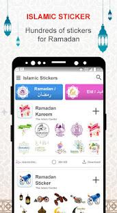 Islamic Stickers – Hajj 2020 Islamic Stickers v1.0 screenshots 1