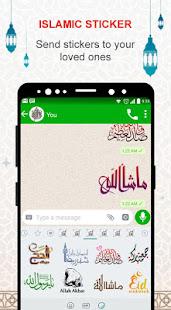 Islamic Stickers – Hajj 2020 Islamic Stickers v1.0 screenshots 8