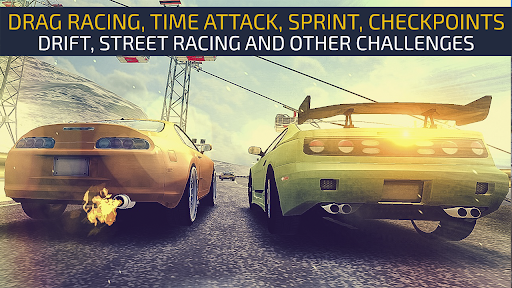JDM Racing Drag amp Drift online races v screenshots 4