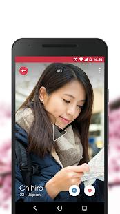 Japan Social Dating Chat with Japanese or Asians v7.0.2 screenshots 2