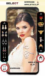 Jewellery Photo Editor women fashion jewellery v5.7.3 screenshots 8