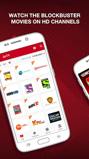 JioTV News Movies Entertainment LIVE TV v6.0.9 screenshots 4