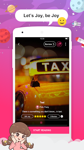 Joylada – Read All Kind of Chat Stories v screenshots 2