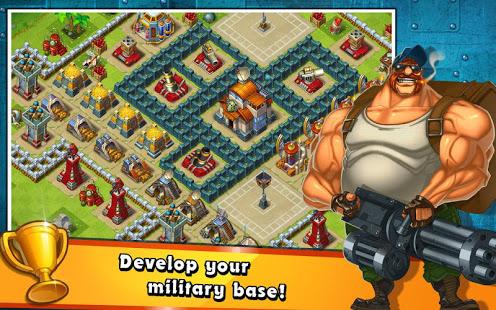 Jungle Heat War of Clans v2.1.6 screenshots 10