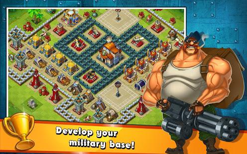 Jungle Heat War of Clans v2.1.6 screenshots 16