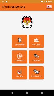 KPU RI PEMILU 2019 v2.0.1 screenshots 2