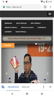KPU RI PEMILU 2019 v2.0.1 screenshots 6