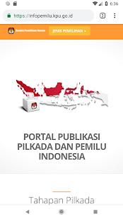 KPU RI PEMILU 2019 v2.0.1 screenshots 7