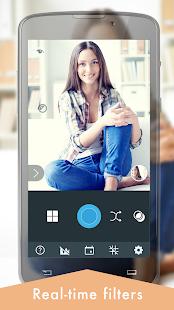KVAD Camera best selfie app cute selfie Grids v1.10.4 screenshots 1