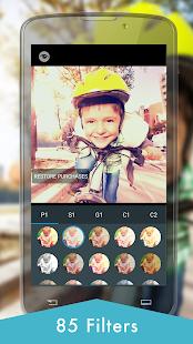 KVAD Camera best selfie app cute selfie Grids v1.10.4 screenshots 2