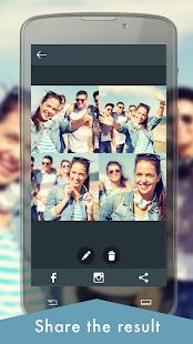 KVAD Camera best selfie app cute selfie Grids v1.10.4 screenshots 4